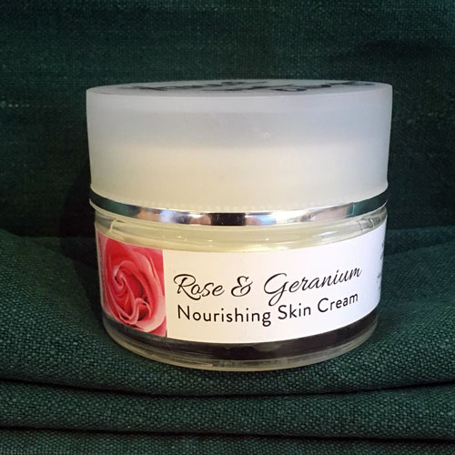 Rose Geranium Nourishing Skin Cream